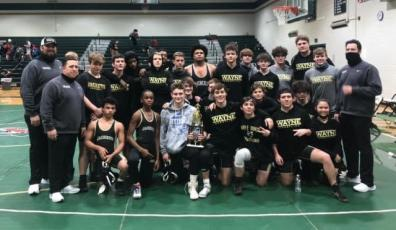 WCHS's wrestling team came in second in the Region 1-AAAAA dual tournament this past Saturday in Waycross. The Jackets will compete Saturday in sectionals at Woodward Academy in Atlanta.
