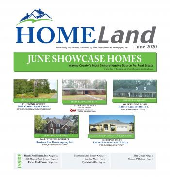 Homes and land for sale in Wayne County.